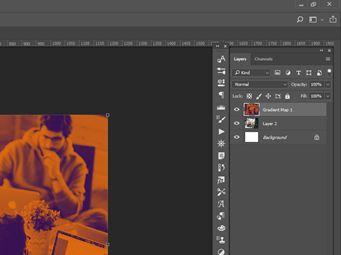 Tutorial jak zmienić kolor zdjęcia - scalanie warstw.