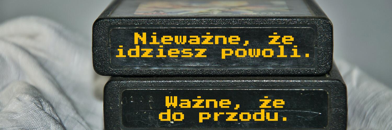 Darmowe fonty do użytku komercyjnego - Press Start 2P.