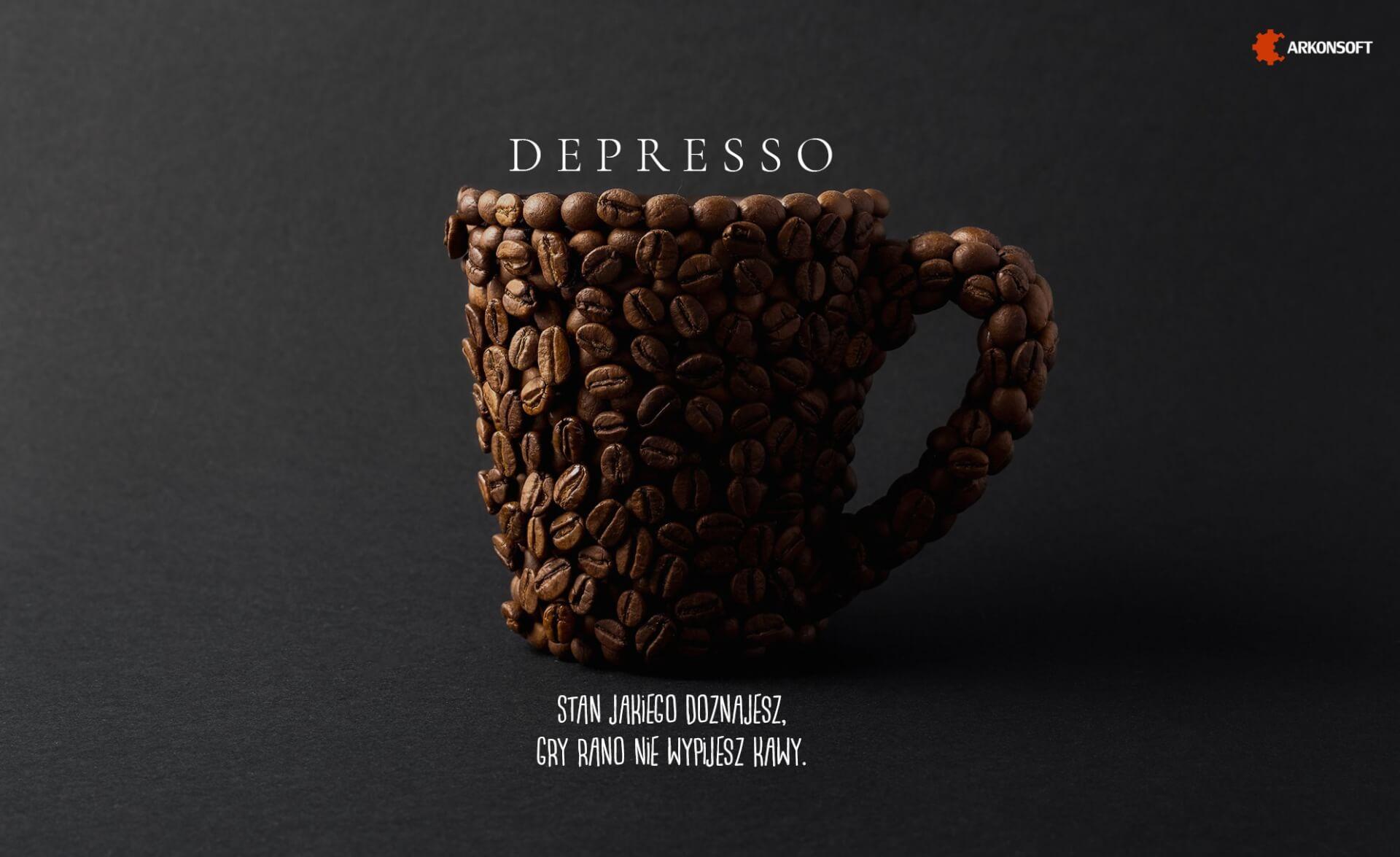 tapeta na pulpit kawa