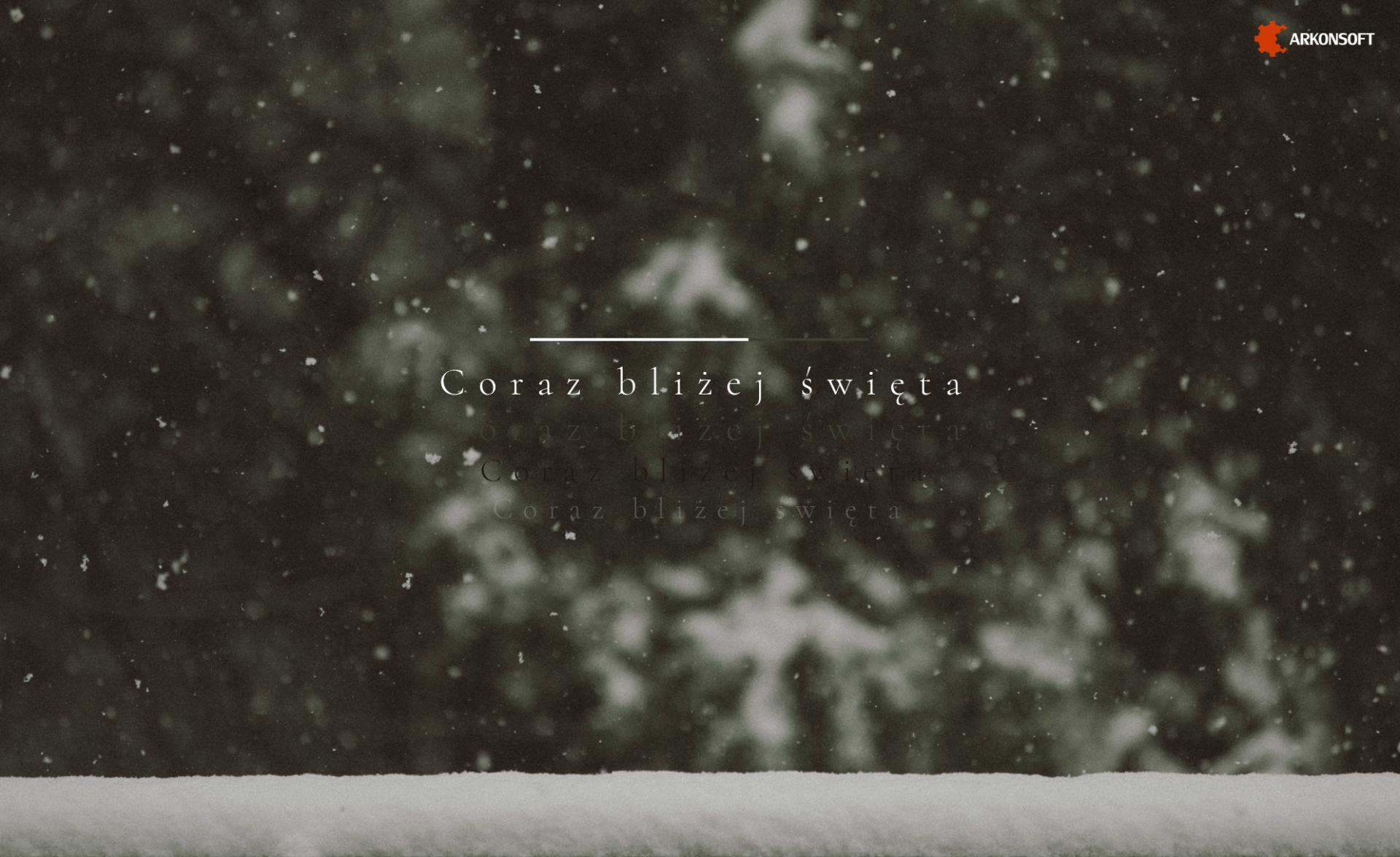 tapeta bożonarodzeniowa